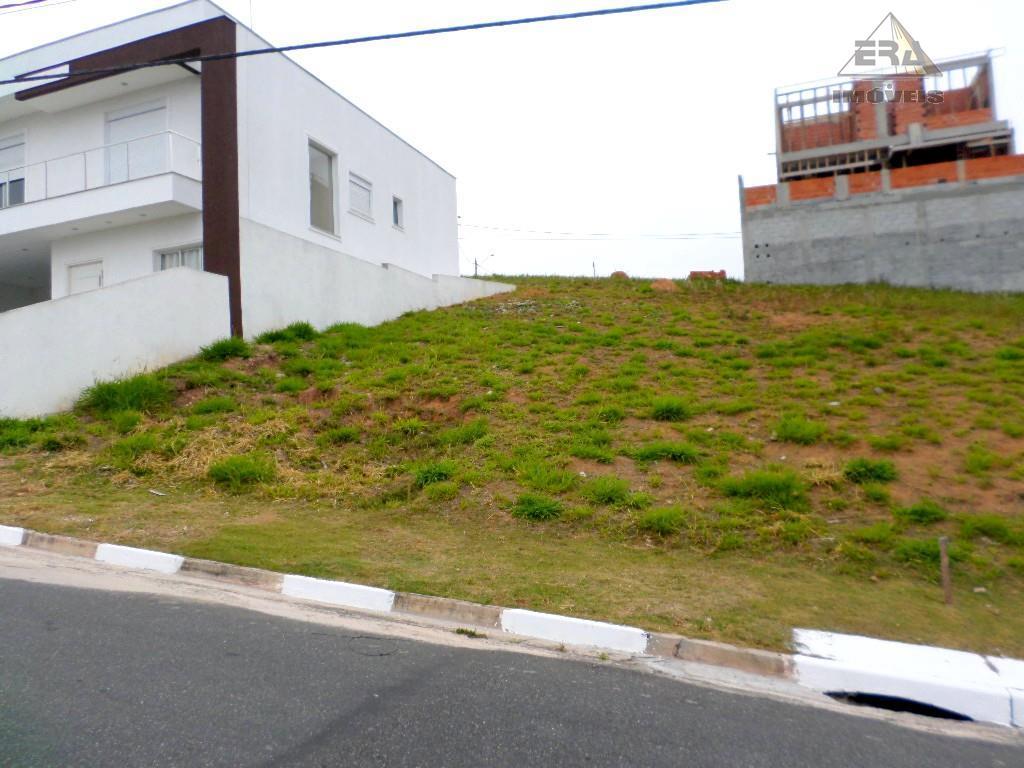 Terreno residencial à venda, Condomínio Real Park, Arujá - TE0111.