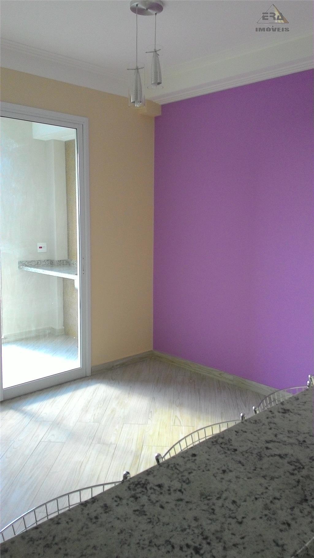 Apartamento residencial para locação, Jardim Renata, Arujá - AP0063.