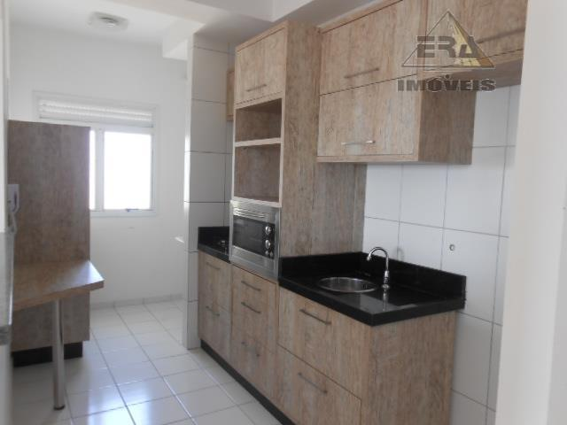 Apartamento residencial para venda e locação, Jordanópolis, Arujá - AP0064.