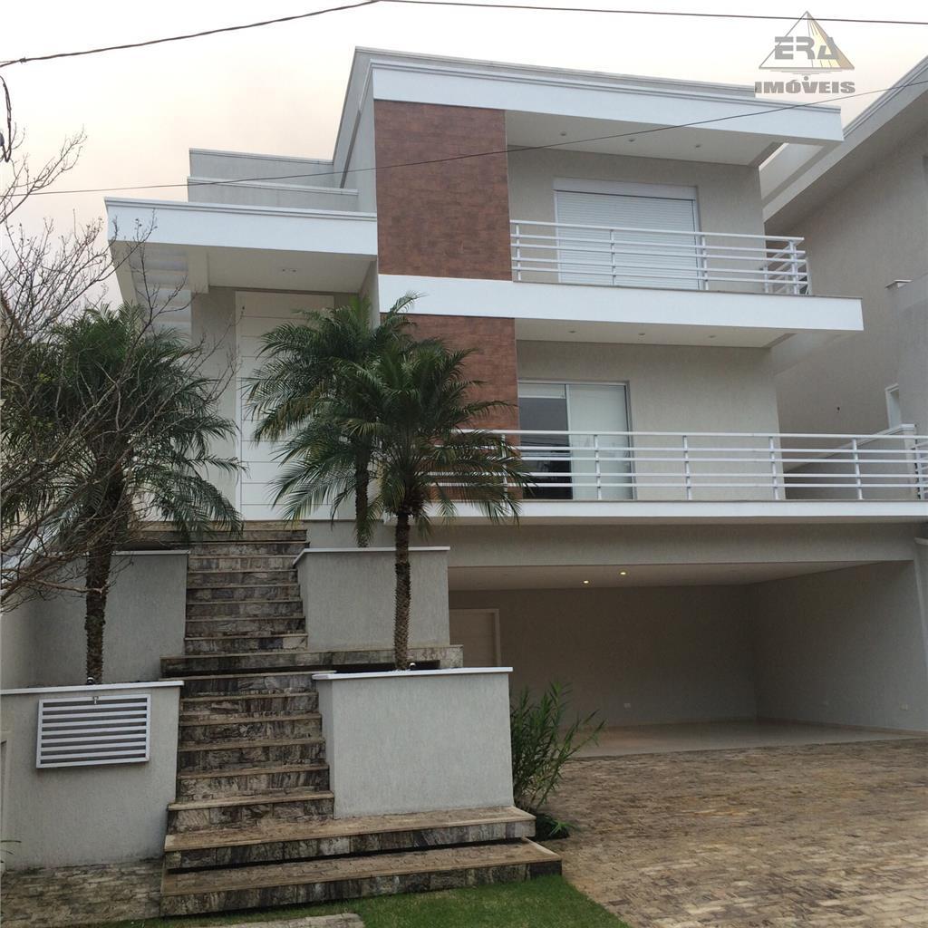 Casa residencial à venda, Condomínio Arujá 5, Arujá - CA0280.