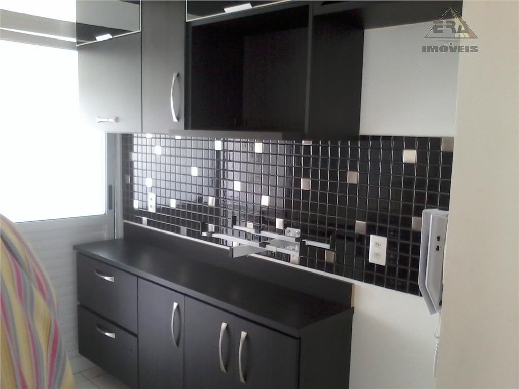 Apartamento residencial à venda, Jardim Renata, Arujá - AP0003.
