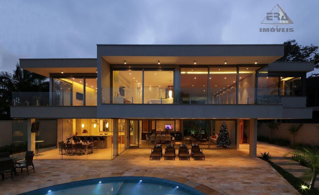 Casa Alto Padrão residencial à venda, Condomínio Arujazinho I, II e III, Arujá - CA0274.