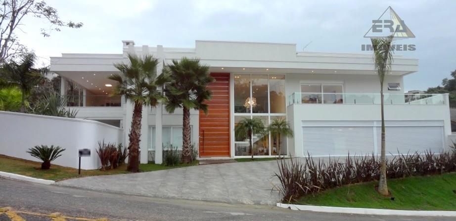 Casa residencial Alto Padrão à venda, Condomínio Hill's I e II, Arujá - CA0063.