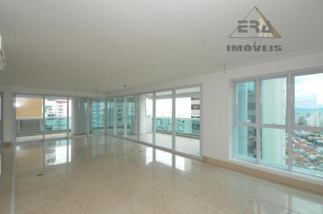 Apartamento residencial Alto Padrão à venda, Jardim Anália Franco, São Paulo - AP0070.