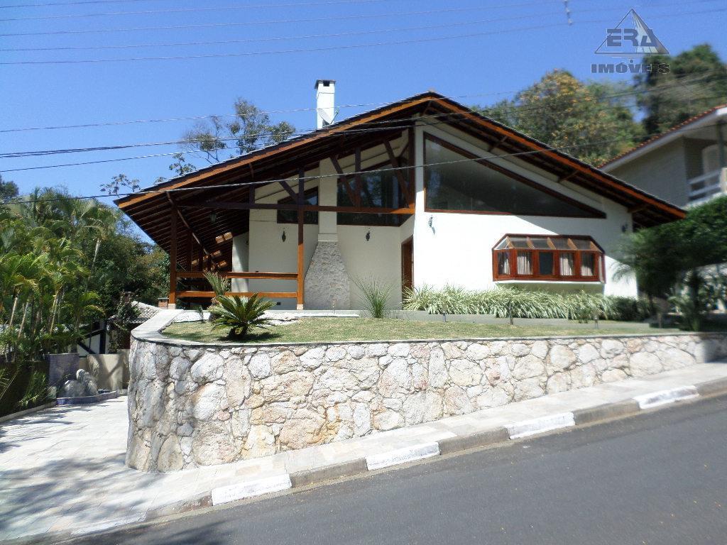 Casa residencial para venda e locação, Condomínio Arujazinho IV, Arujá - CA0285.