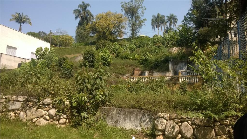 Terreno residencial à venda, Condomínio Arujazinho I, II e III, Arujá - TE0114.