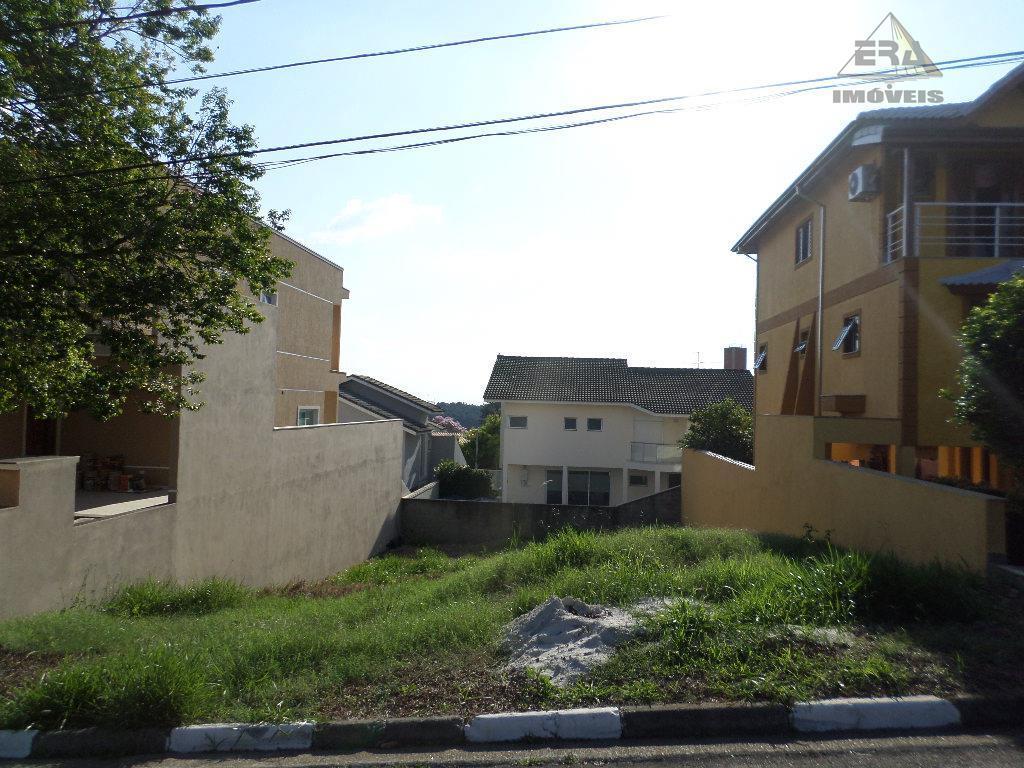 Terreno residencial à venda, Condomínio Arujá Ville, Arujá - TE0118.