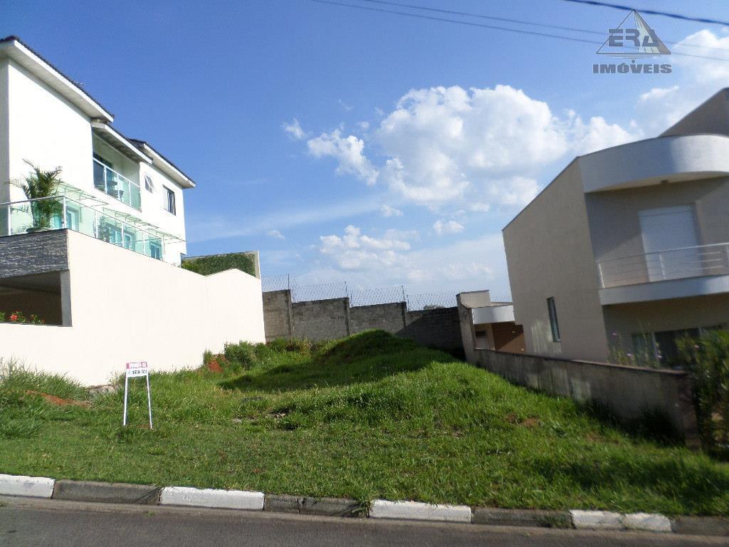 Terreno residencial à venda, Condomínio Arujá Ville, Arujá - TE0119.