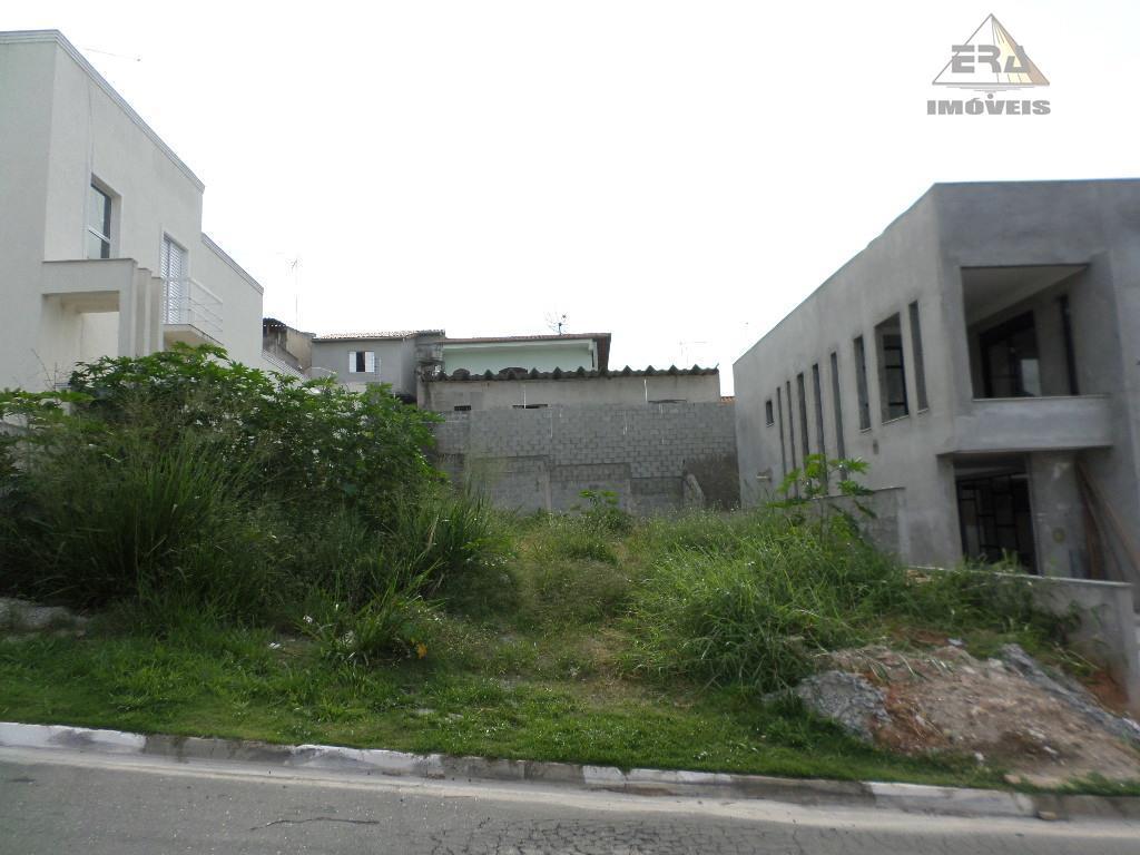 Terreno residencial à venda, Condomínio Real Park, Arujá - TE0120.