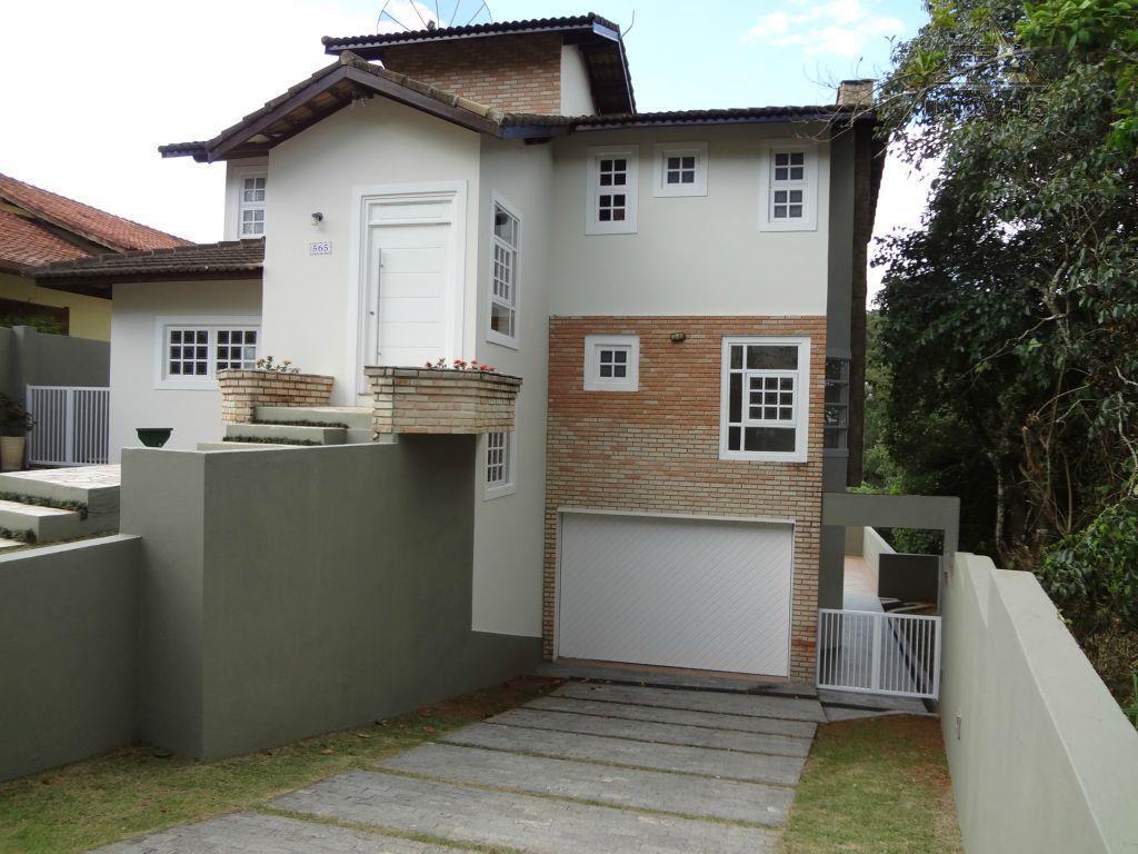 Casa residencial à venda, Condomínio Arujazinho I, II e III, Arujá - CA0066.