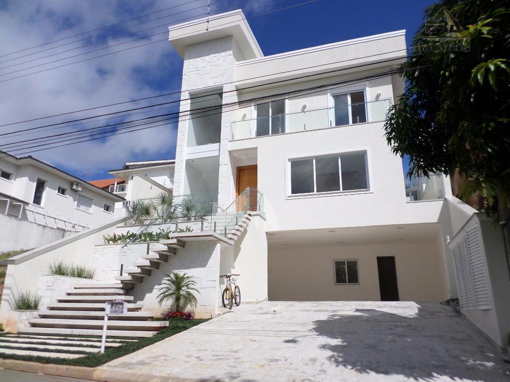 Casa residencial à venda, Condomínio Arujá 5, Arujá - CA0433.