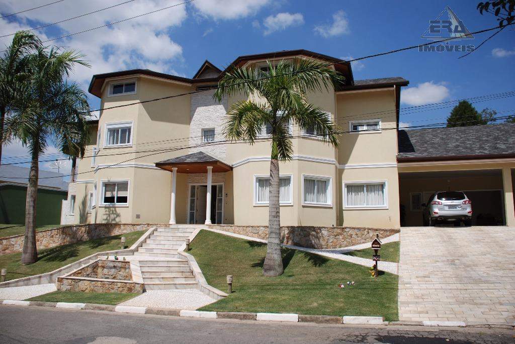 Casa residencial à venda, Condomínio Arujazinho I, II e III, Arujá - CA0299.