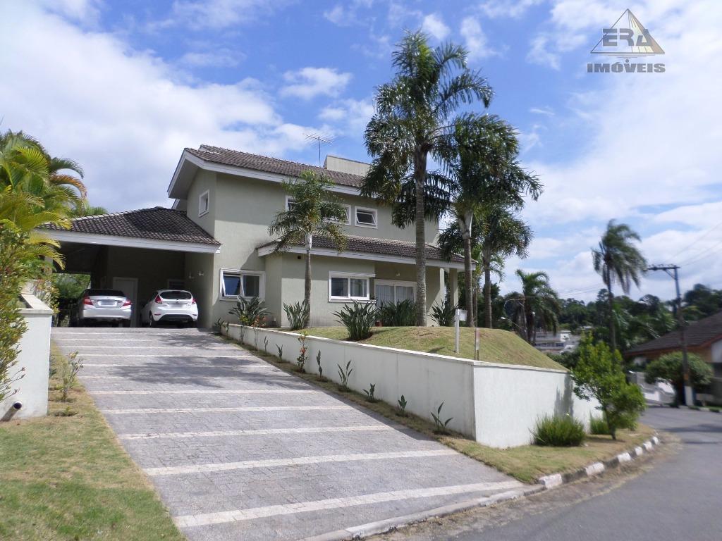 Casa residencial para venda e locação, Condomínio Arujazinho I, II e III, Arujá - CA0309.