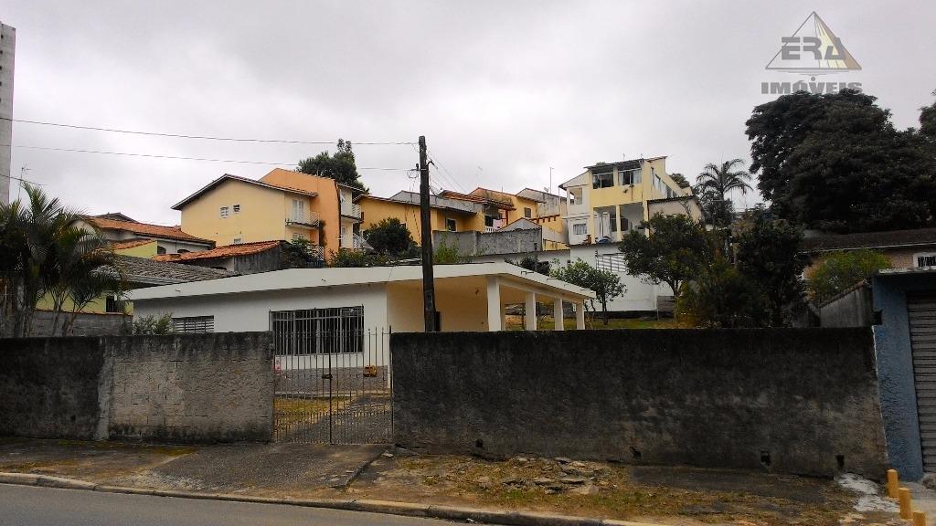 Terreno residencial/comercial à venda, Jordanópolis, Arujá - TE0137.