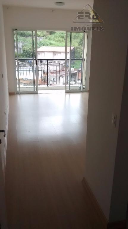 Apartamento residencial para locação, Jardim Renata, Arujá - AP0088.