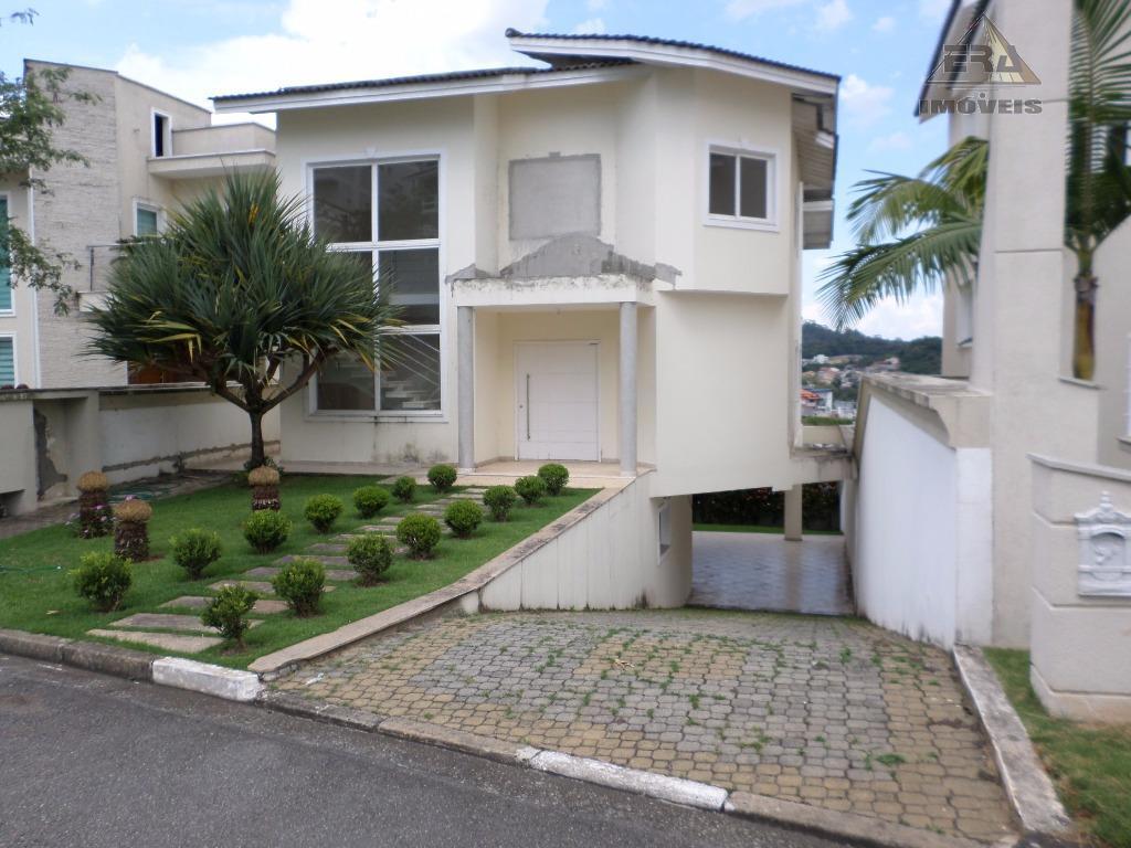 Casa residencial à venda, Condomínio Arujá 5, Arujá - CA0106.