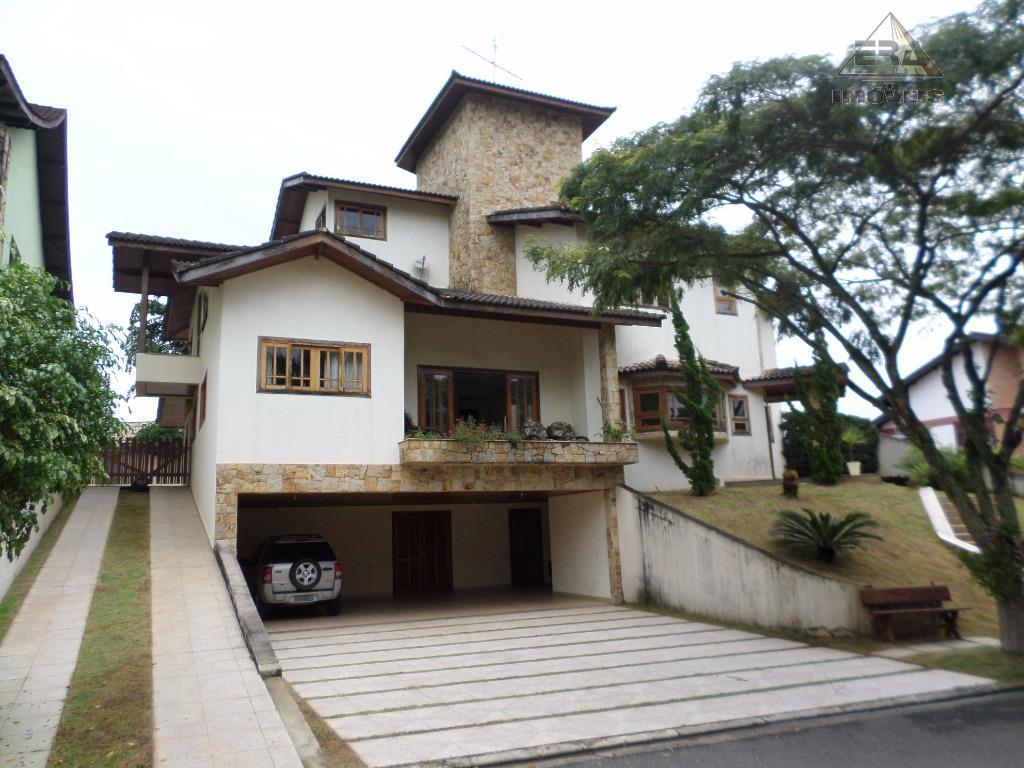 Casa residencial à venda, Condomínio Arujá 5, Arujá - CA0339.