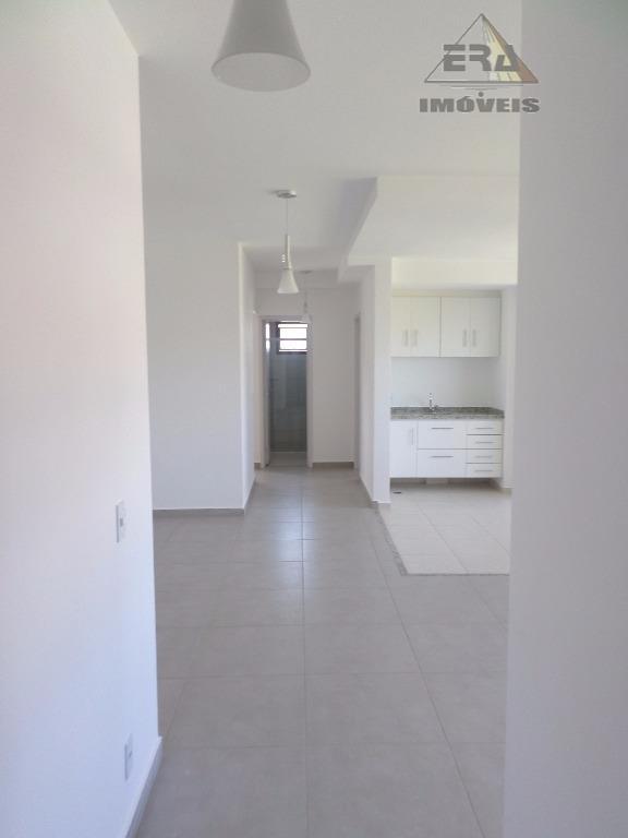 Apartamento residencial para locação, Chácara São José, Arujá - AP0099.