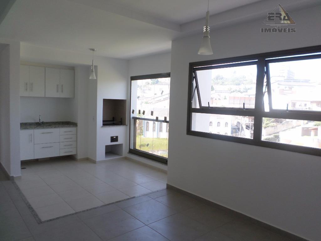Apartamento residencial para locação, Chácara São José, Arujá - AP0100.