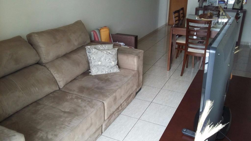 Apartamento residencial à venda, Tatuapé, São Paulo - AP0101.