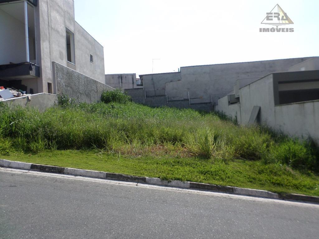Terreno residencial à venda, Condomínio Real Park, Arujá - TE0140.