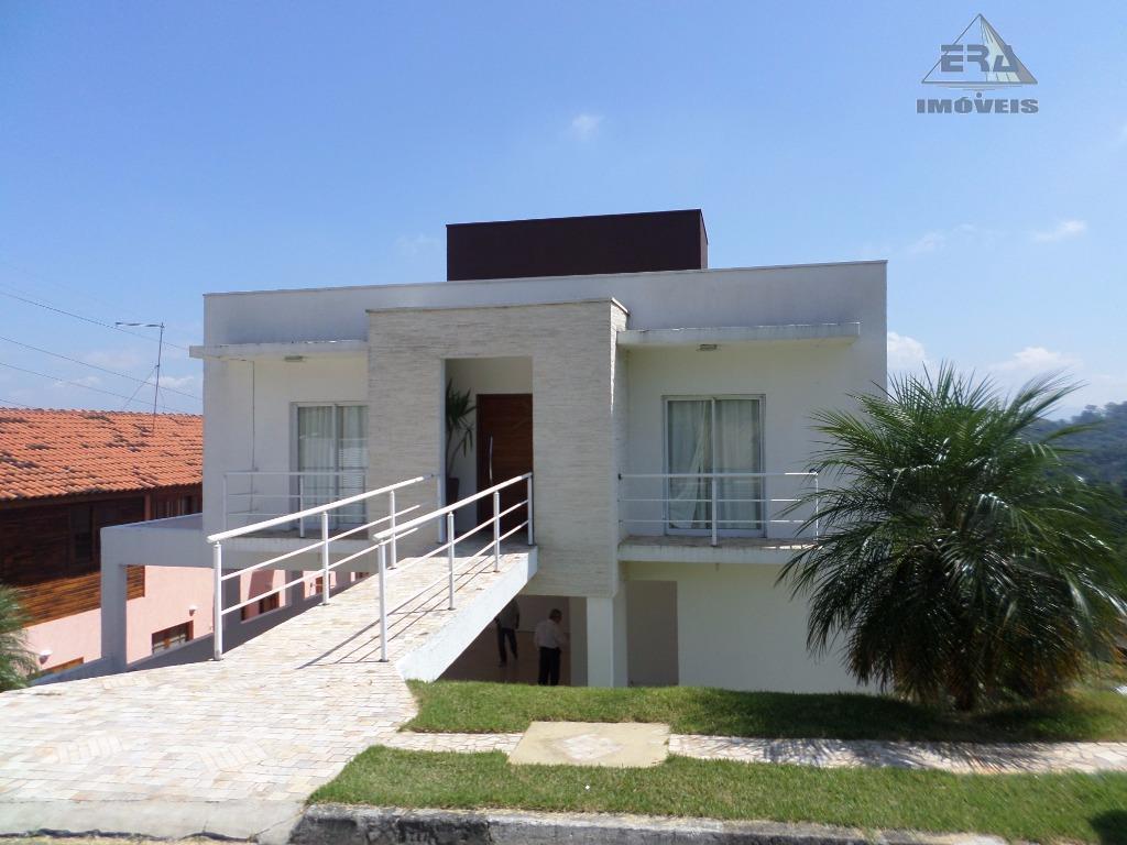 Casa residencial para venda e locação, Condomínio Hills III, Arujá - CA0349.