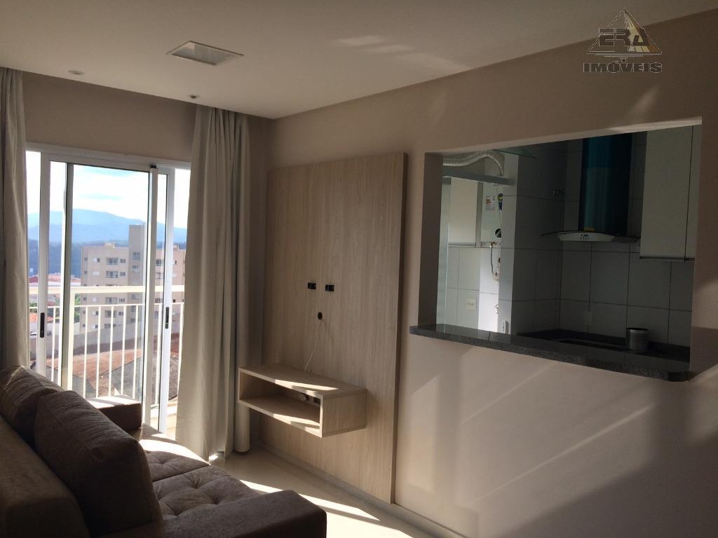 Apartamento residencial à venda, Jordanópolis, Arujá - AP0111.