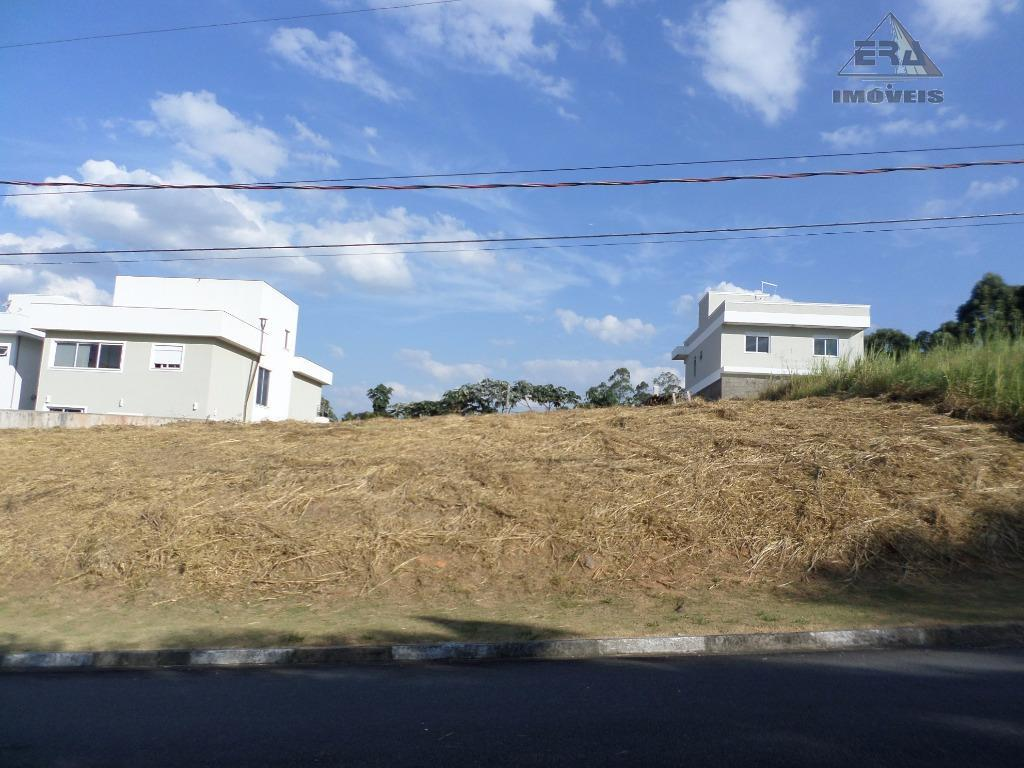 Terreno residencial à venda, Condomínio Real Park, Arujá - TE0141.