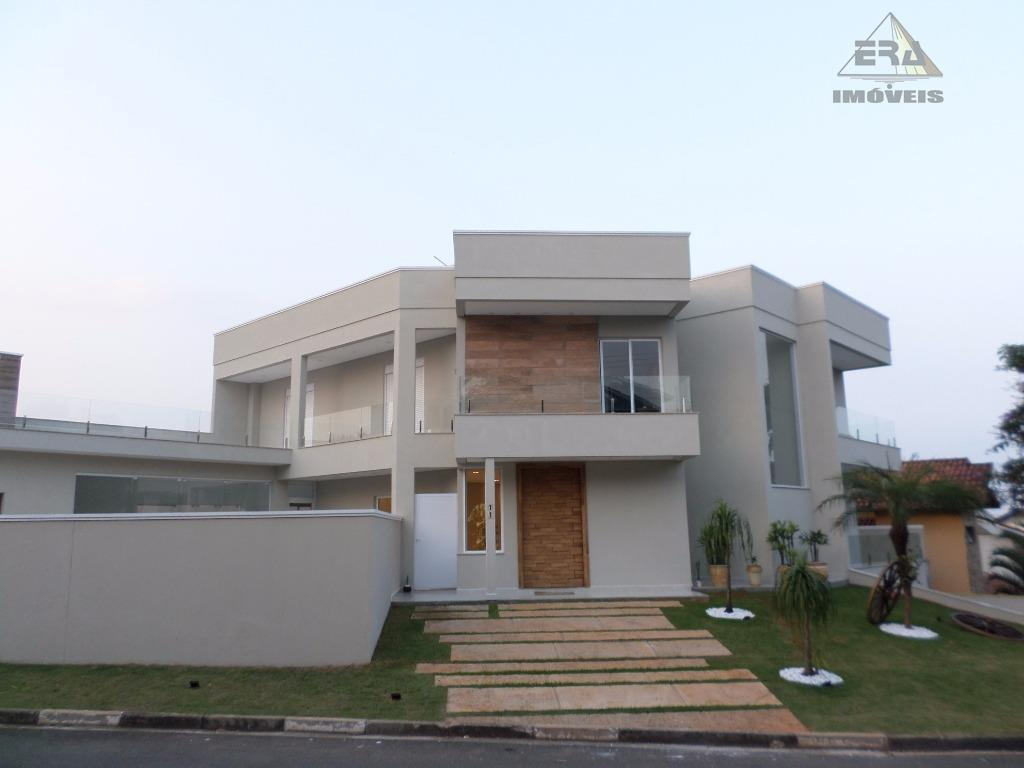 Casa residencial à venda, Condomínio Arujá 5, Arujá - CA0353.