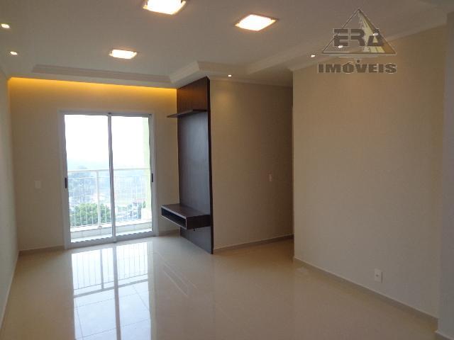 Apartamento residencial à venda, Jordanópolis, Arujá - AP0120.