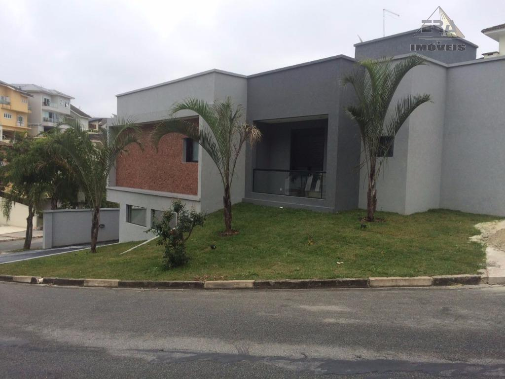 Casa residencial Alto Padrão à venda, Condomínio Arujá 5, Arujá - CA0378.