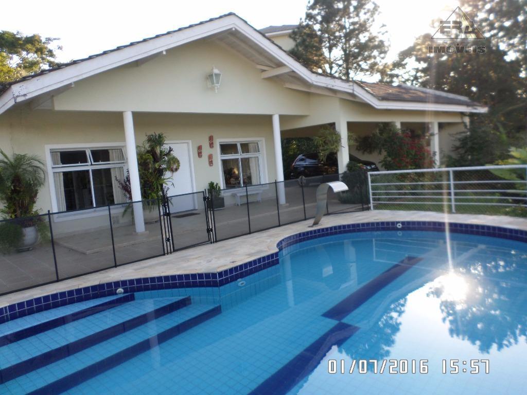 Casa residencial à venda, Condomínio Arujazinho I, II e III, Arujá - CA0380.