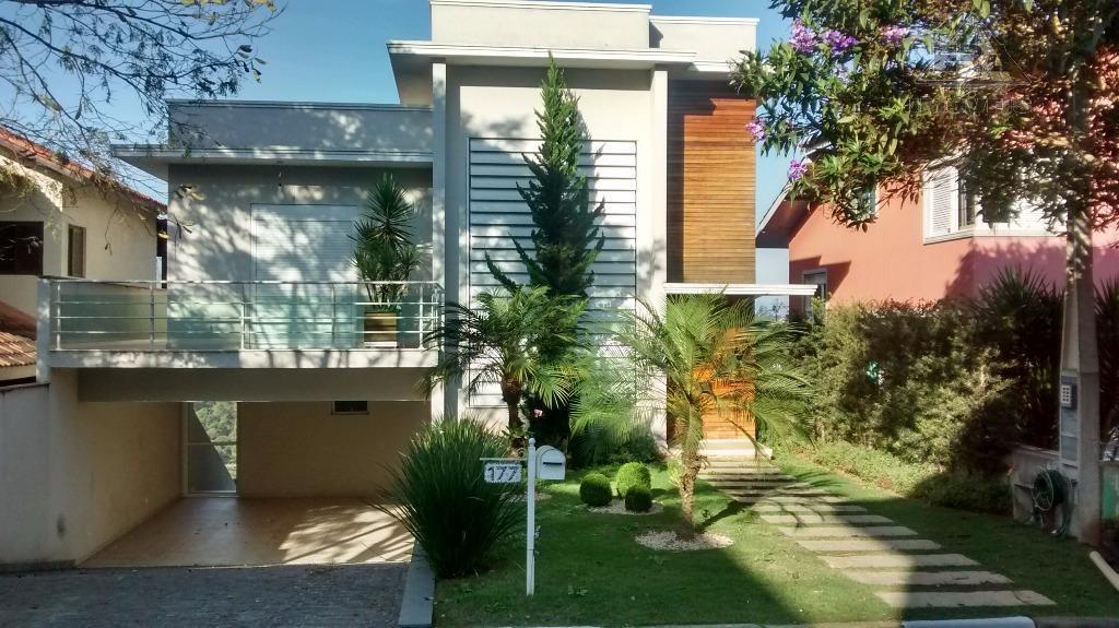 Casa residencial à venda, Condomínio Arujá 5, Arujá - CA0383.