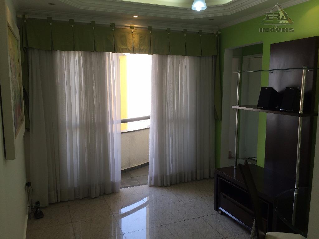 Apartamento residencial para venda e locação, Jordanópolis, Arujá - AP0123.