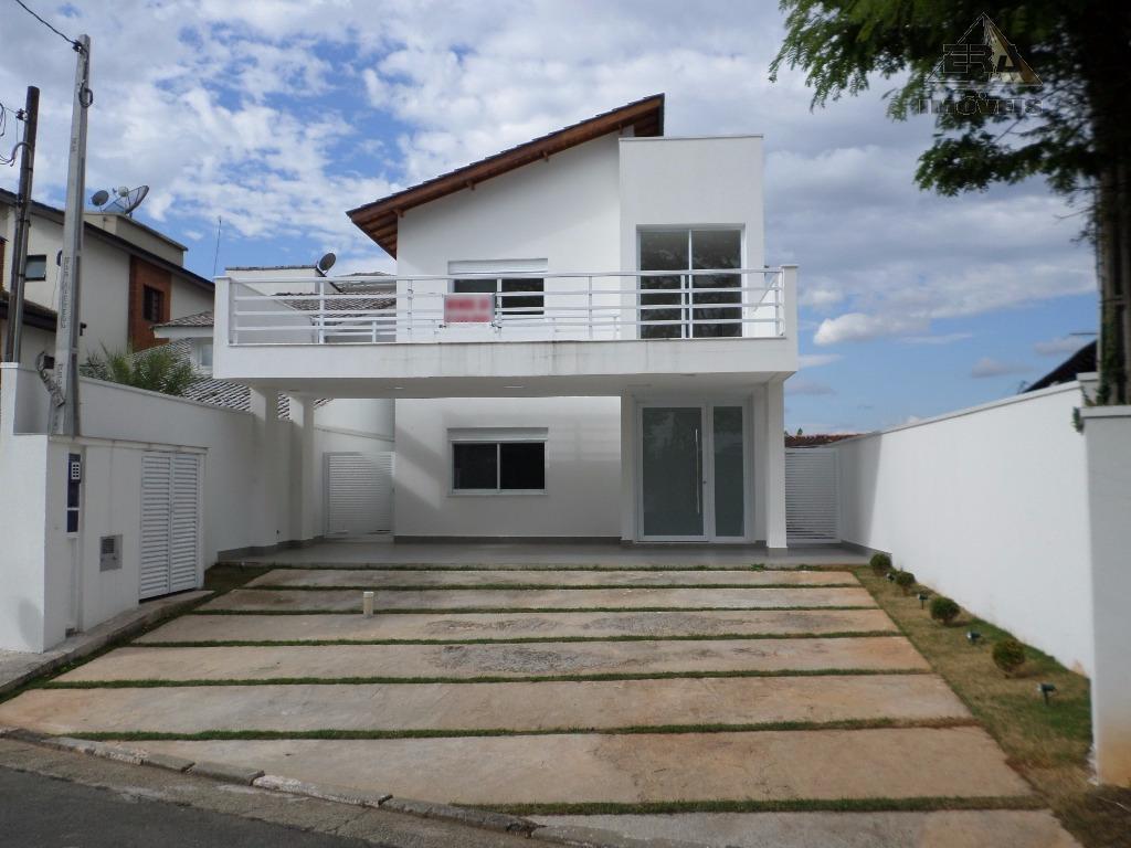 Casa residencial à venda, Condomínio Arujazinho IV, Arujá - CA0394.