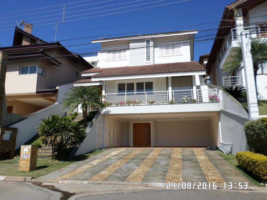Casa residencial à venda, Condomínio Arujá 5, Arujá - CA0396.