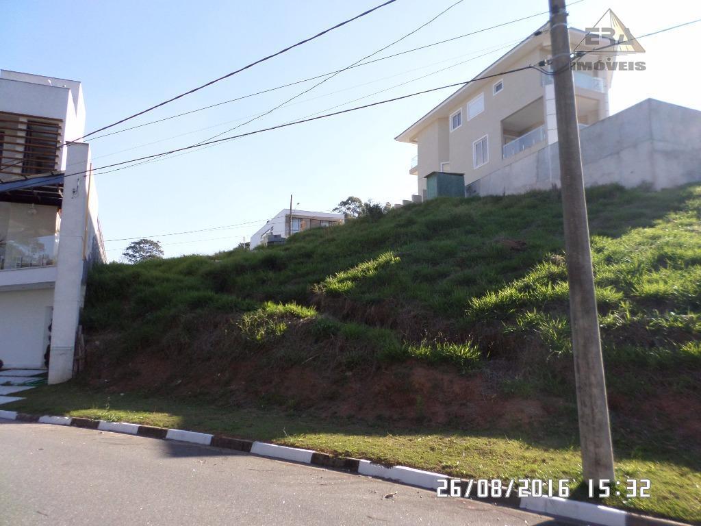 Terreno residencial à venda, Condomínio Real Park, Arujá - TE0158.