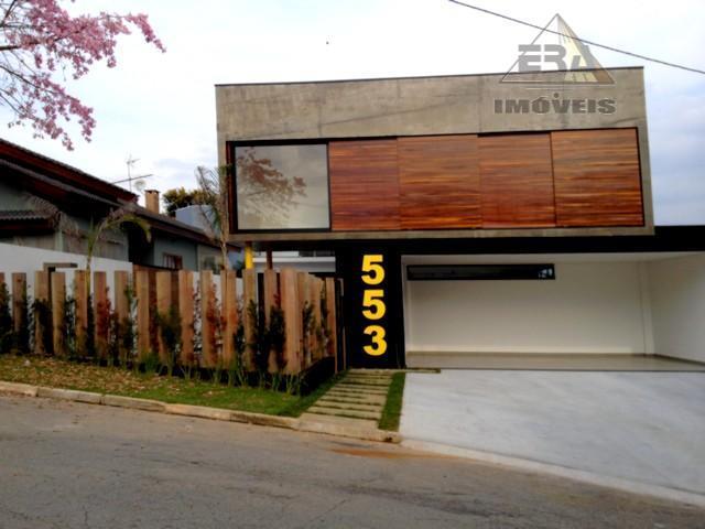Casa residencial para venda e locação, Condomínio Arujá 5, Arujá - CA0400.