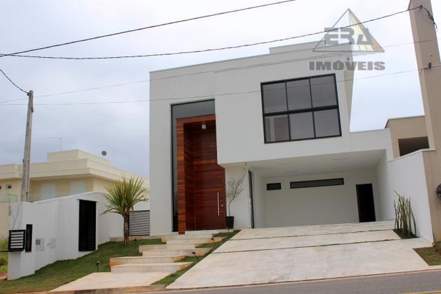 Casa residencial à venda, Condomínio Real Park, Arujá - CA0402.