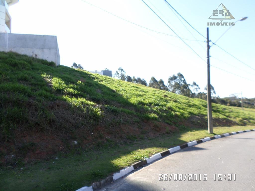 Terreno residencial à venda, Condomínio Real Park, Arujá - TE0165.