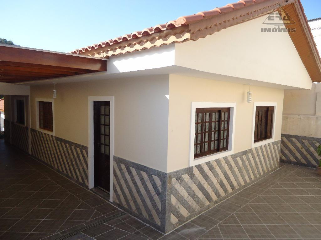 Casa residencial à venda, Vila Ferreira, Arujá - CA0412.