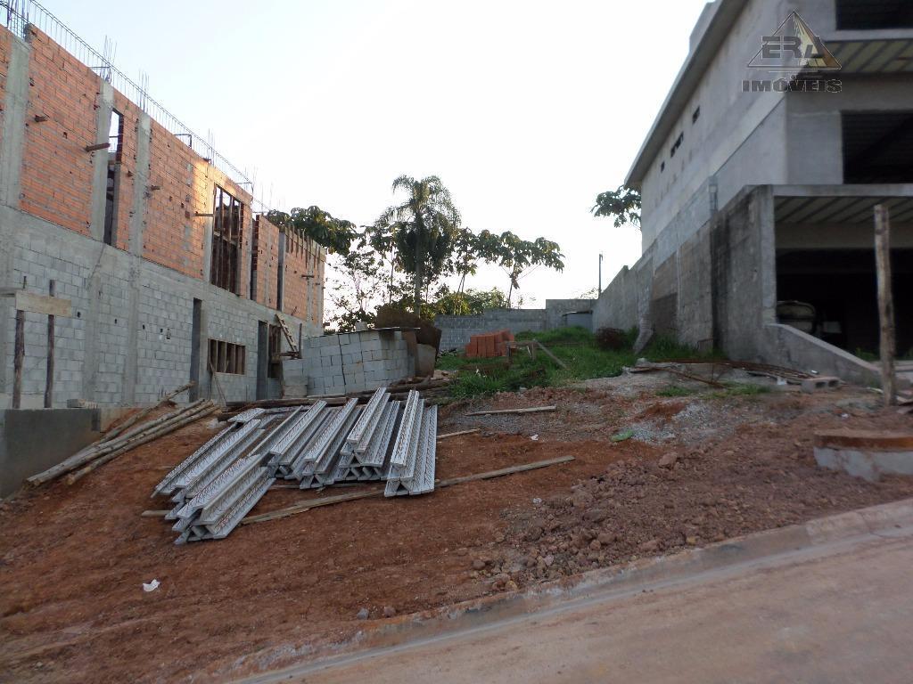 Terreno residencial à venda, Condomínio Real Park, Arujá - TE0166.