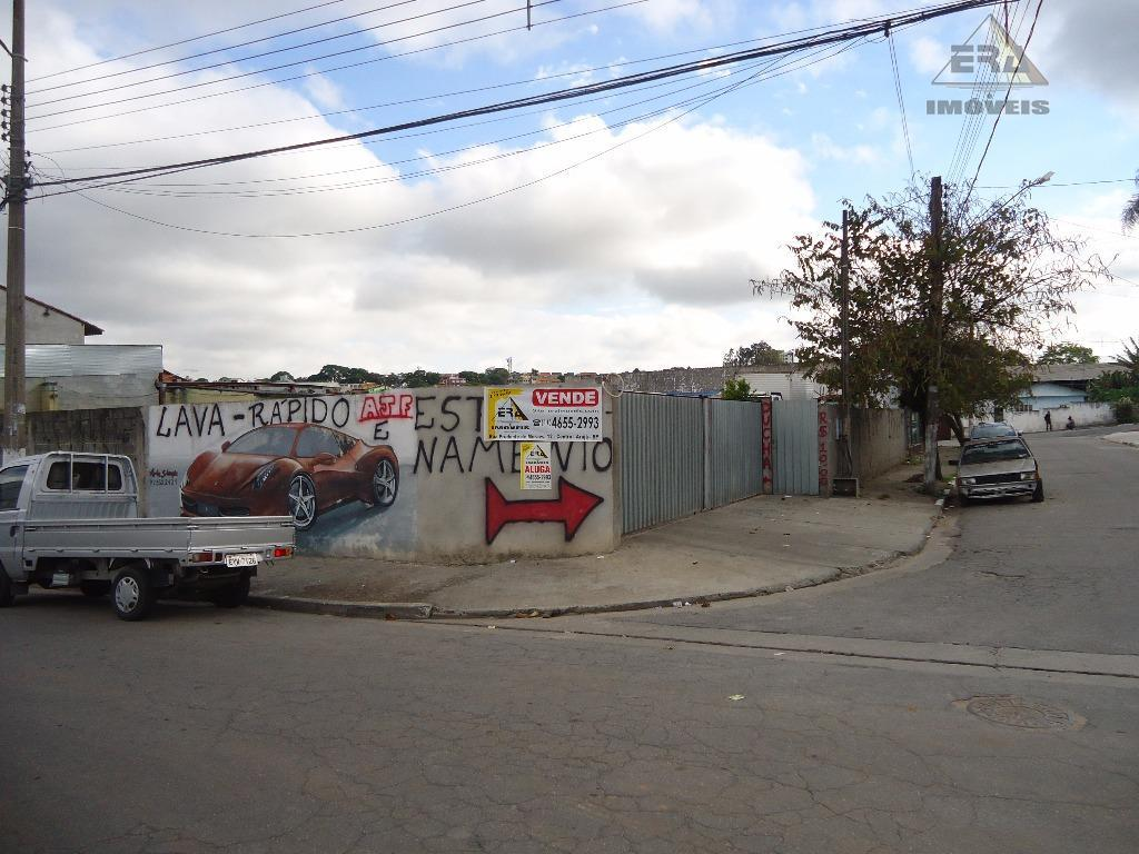 Terreno comercial para venda e locação, Vila Riman, Arujá - TE0169.