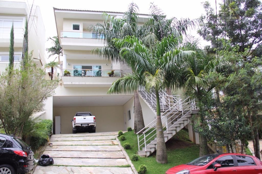 Casa residencial para venda e locação, Condomínio Arujá 5, Arujá - CA0422.