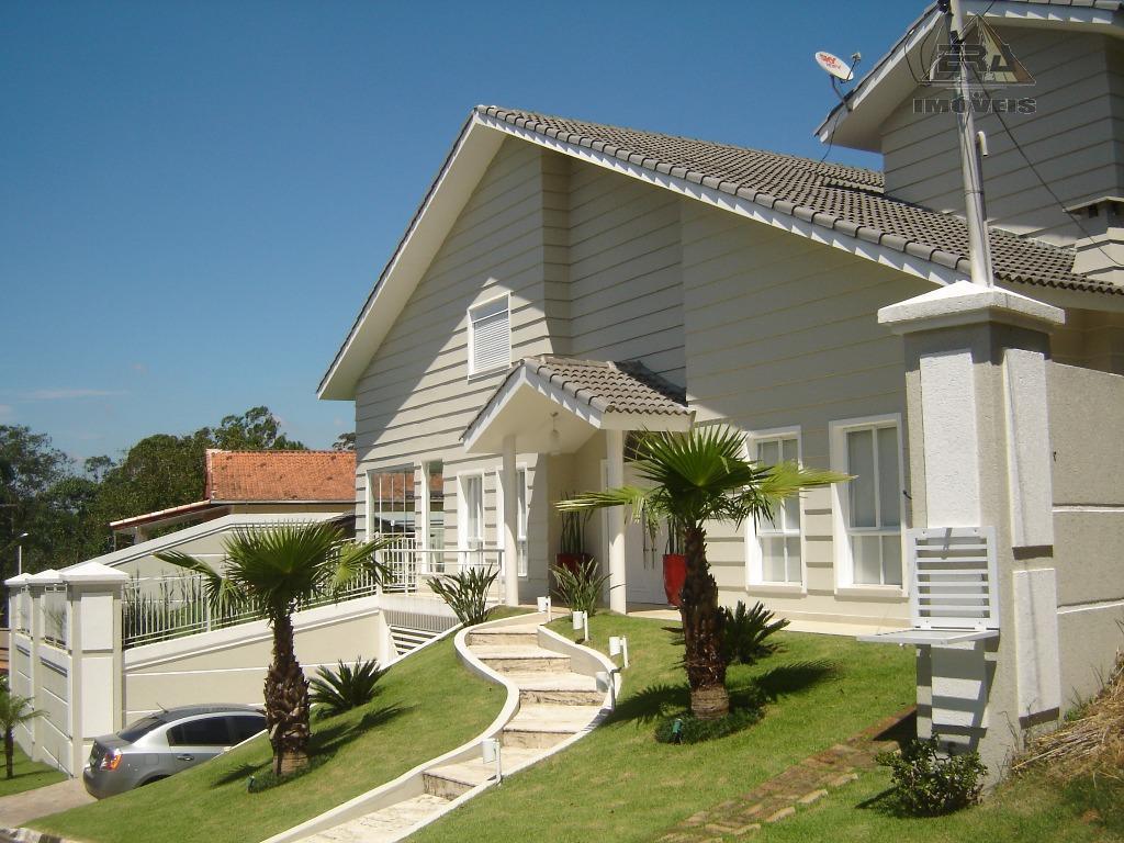 Casa residencial à venda, Condomínio Country Club, Arujá - CA0424.