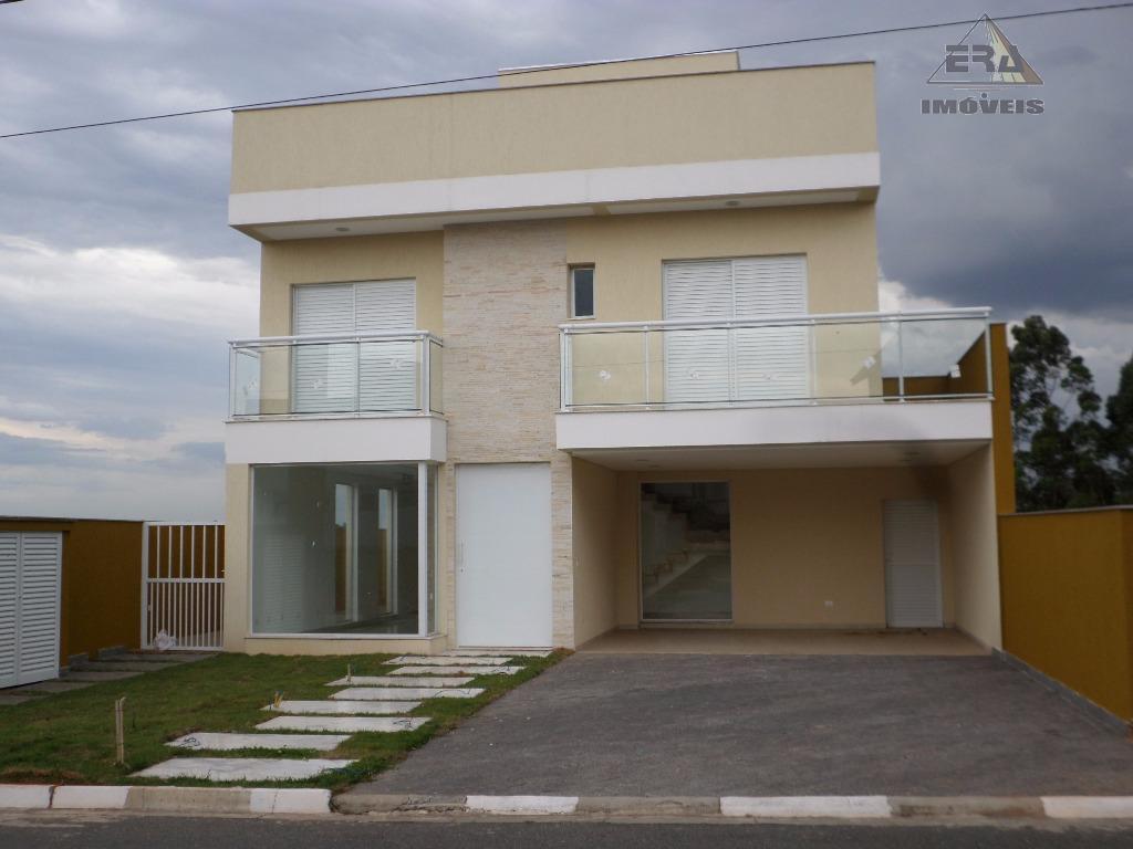 Casa residencial à venda, Condomínio Real Park, Arujá - CA0426.
