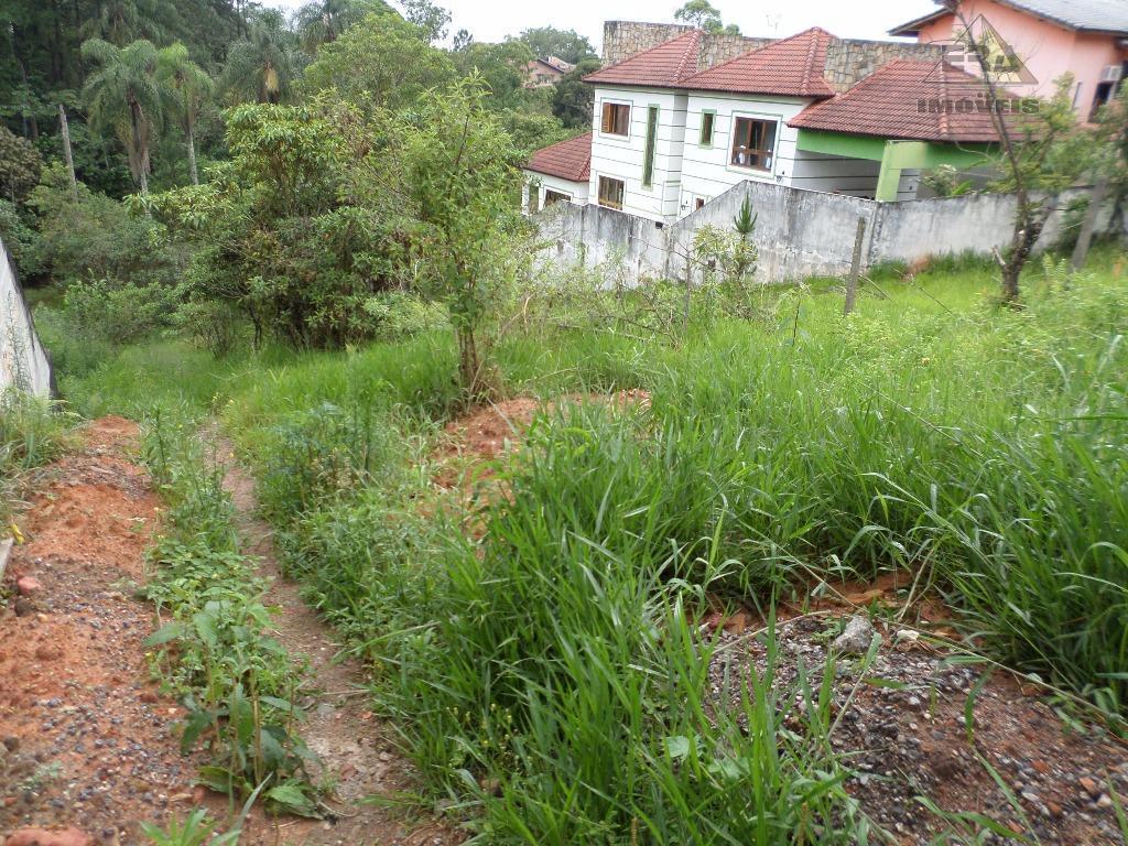 Terreno residencial à venda, Condomínio Arujazinho I, II e III, Arujá - TE0171.