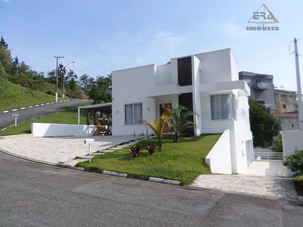 Casa residencial para venda e locação, Condomínio Hills III, Arujá - CA0443.