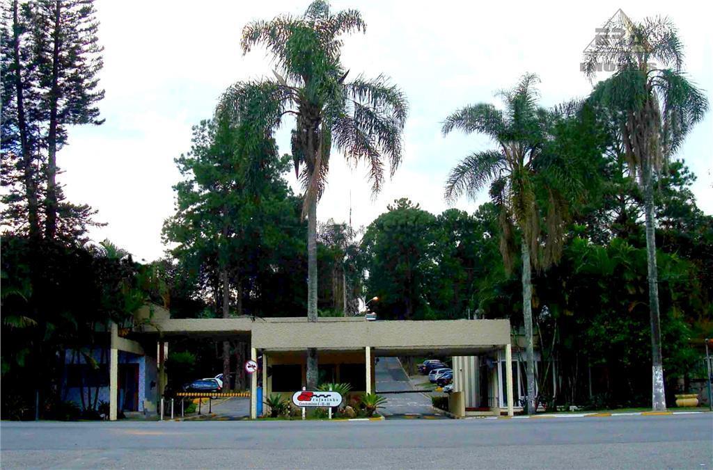 Terreno residencial à venda, Condomínio Arujazinho I, II e III, Arujá - TE0177.