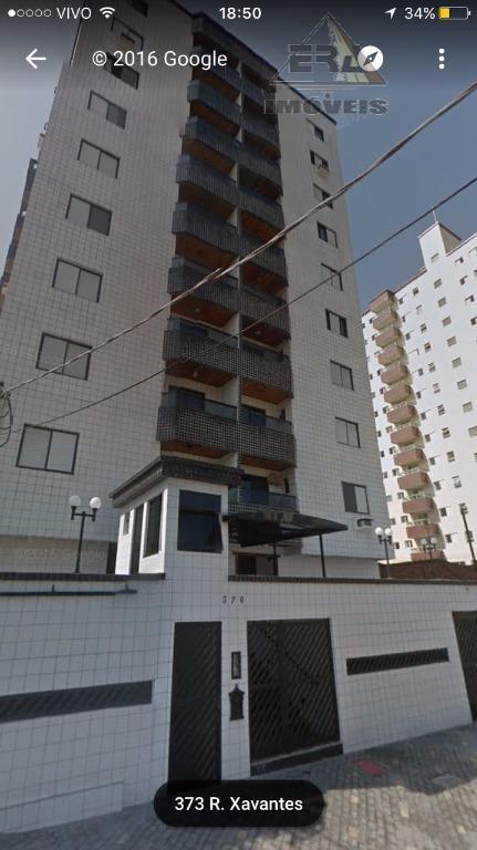 Apartamento residencial à venda, Vila Tupi, Praia Grande - AP0151.